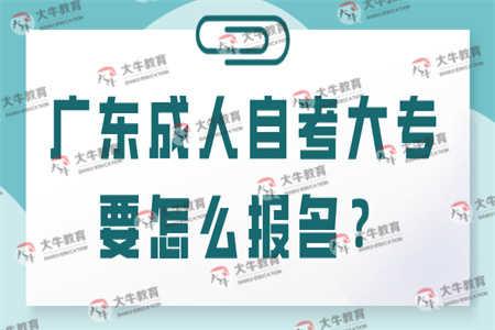 广州自考大专需要花多少钱?